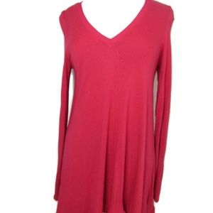 Anthropologie Deletta long sleeve tunic top.   C